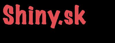Značkové luxusné oblečenie – Shiny.sk